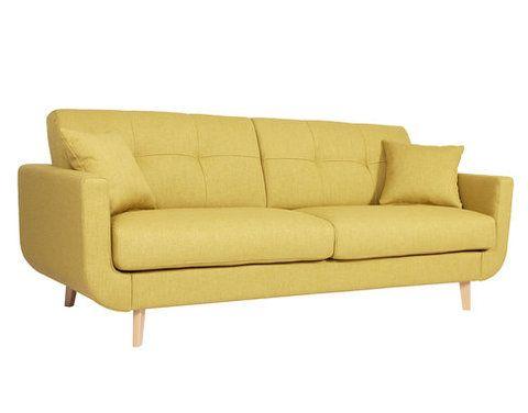 969 € (1212 €) Olivia 3-istuttava sohva