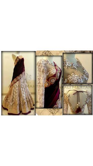 INDIAN ETHNIC PAKISTANI BOLLYWOOD DESIGNER SAREE SARI WEDDING PARTY WEAR  #FashionIndia #SAREE