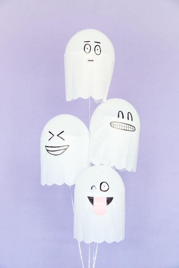 Last Minute DIY Halloween Ideas - Petit & Small