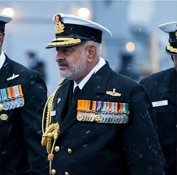 Admiral Devendra Kumar Joshi, PVSM, AVSM, YSM, NM, VSM, ADC