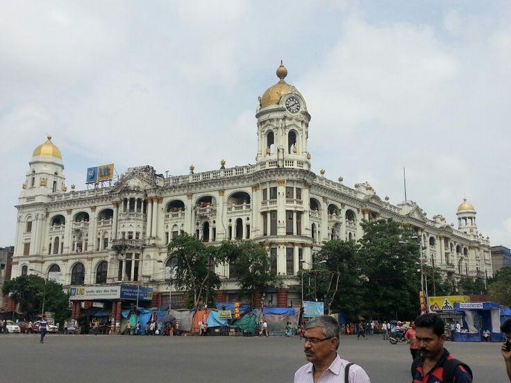#bbd bagh area a #Calcutta