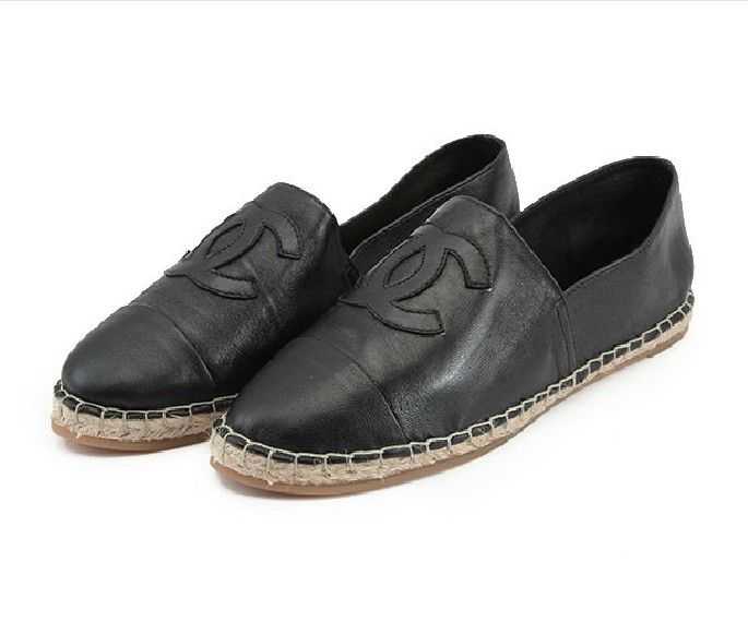 Chanel Espadrilles Price = $279.29  #wishlist #shopping