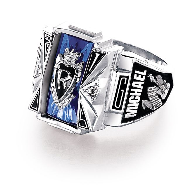 Design My Own College Class Ring