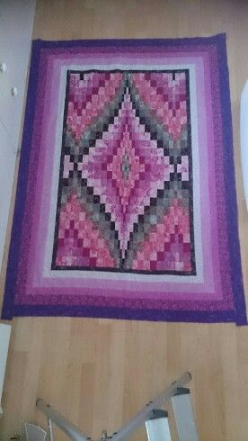 First effort at Bargello