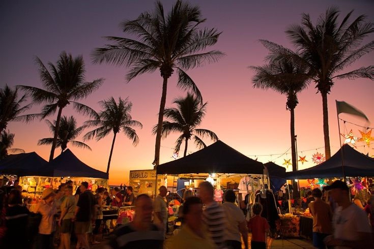 Mindall Beach Markets