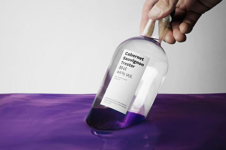 """Packaging """"Edelbrand Series"""" on Behance"""