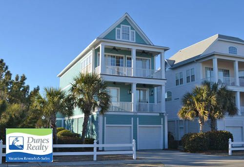 Garden City Beach Rental Beach Home: Seaport Village 1474 | Myrtle Beach Vacation Rentals by Dunes Realty
