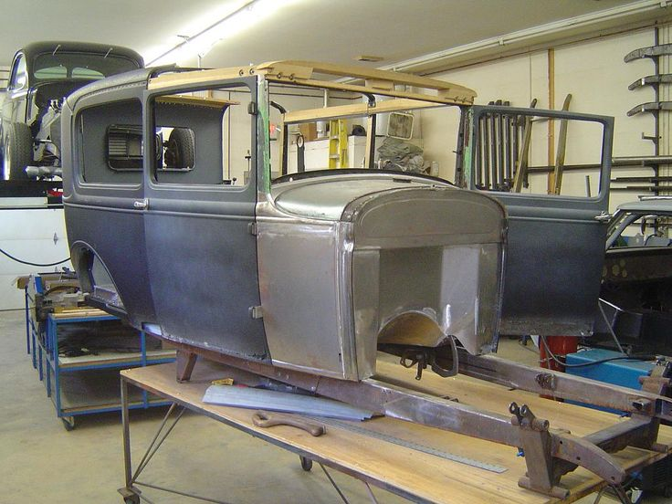 Some Useful Tips For Car Fabrication And Body Repair In