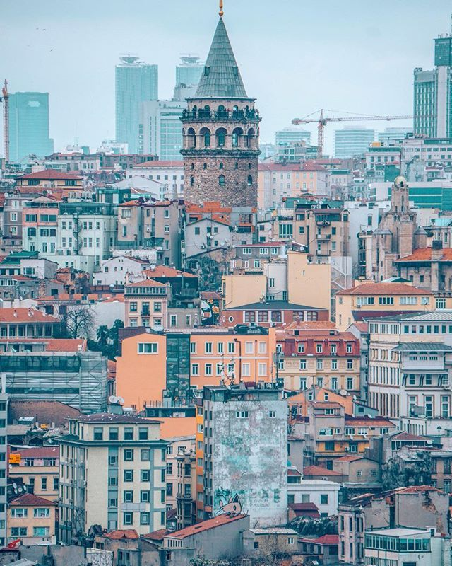 Istanbul mustve been so impressive 100 years ago #havesomecolor