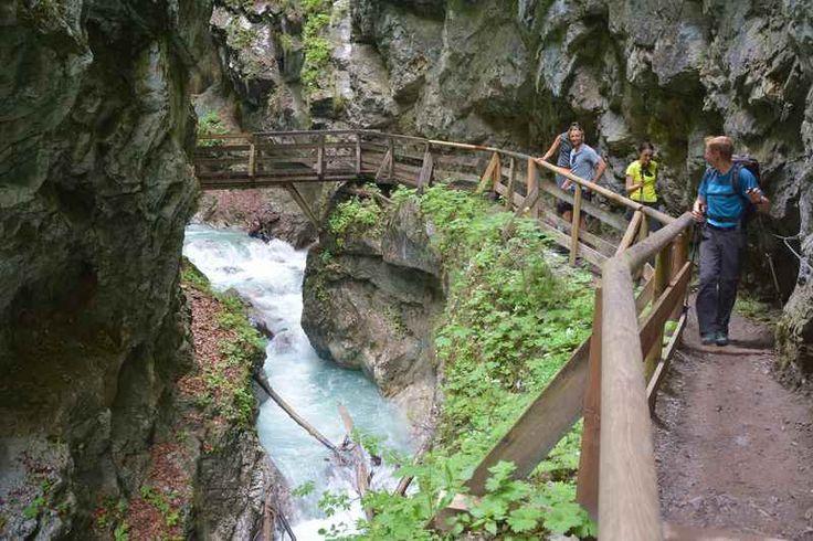 Die KARWENDELTOUR - beliebteste Hüttenwanderung in den Alpen