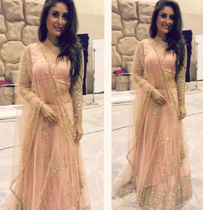 Kareena Kapoor Khan ( Source: Instagram/ @asthanarangofficial )