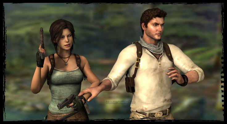 Tomb Raider Re-Extinction by 3DXArt | Tomb raider, Tomb