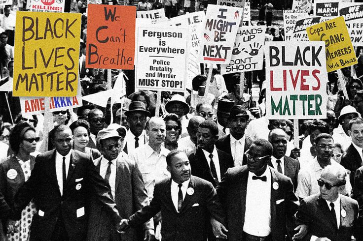 Don't criticize Black Lives Matter for provoking violence. The civil rights movement did, too.