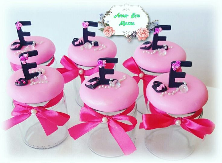 Personalised jars cold porcelain #barbiefashion#