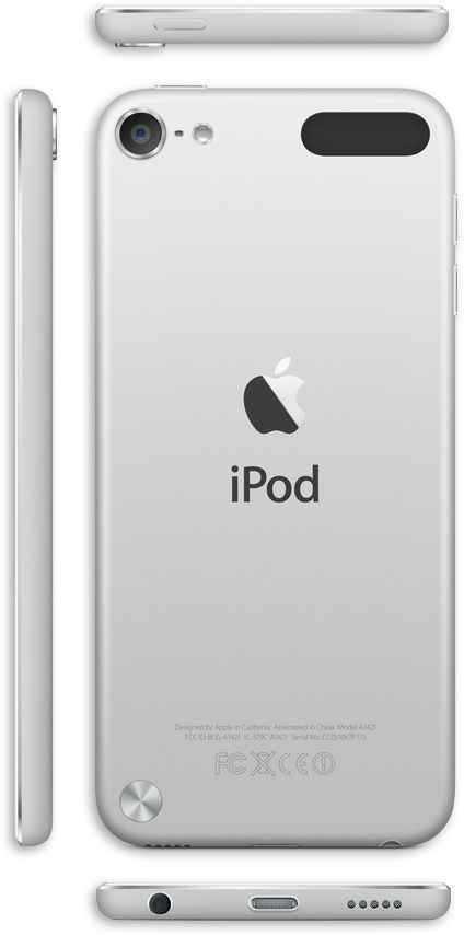 Apple - iPod touch - Features