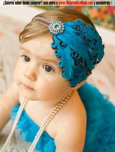 peinado bebé