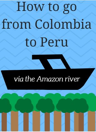 How to go from Leticia, Colombia to Iquitos, Peru via the Amazon river |  I just had no idea what it would be like, so if you are thinking of doing this trip, hopefully this post will eliminate some of the confusion and help you understand what you are in for! Read about it at https://thewanderinglinguist.com/2017/04/22/how-to-leticia-colombia-iquitos-peru-fast-boat/