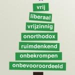 Kerstkaart D66leeuwarden