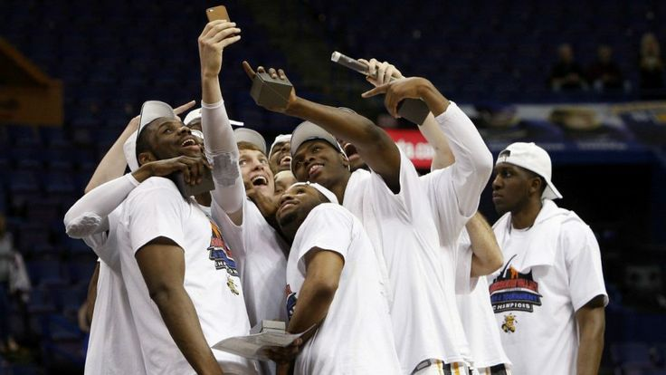 An imperfect T-shirt couldn't ruin a perfect ending for Wichita State