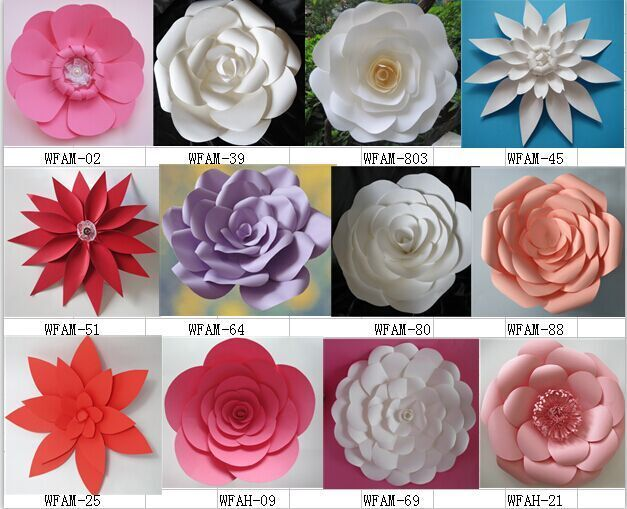 Need Paper Flowers for Decoration? Contact Joe, What's App: +86 130 1644 3494 Besoin de Fleurs en Papier pour décoration ? contactez-moi, Joe , What's App: + 86 130 1644 3494