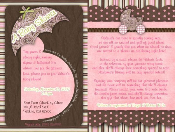 113 best Baby Shower Invitation Ideas images on Pinterest