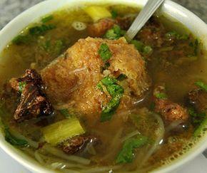 Resep Soto Padang Bumbu Asli Enak - Resep Masakan Indonesia
