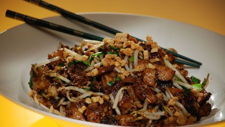 Love this Char Kway Teow recipe! Love Poh!