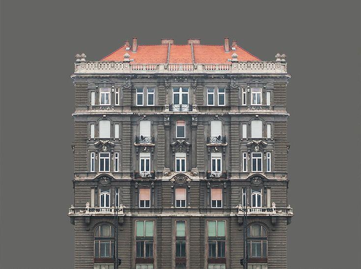 Zsolt Hlinka: Simetría a las orillas del Danubio.