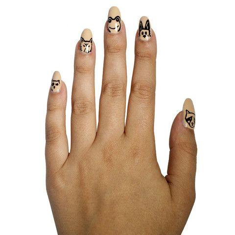 pin auf awesome nail art