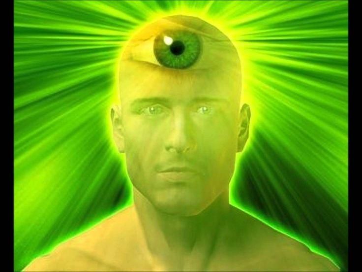 Opening The Third Eye- Chakra Resonance