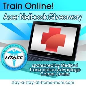 Acer Netbook Giveaway!