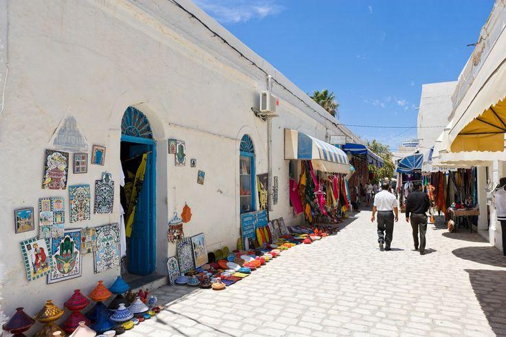 Túnez  - Ciudades que van a triunfar en 2017