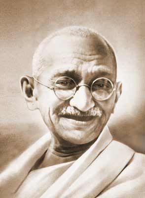 «Сила мысли» Махатма Ганди
