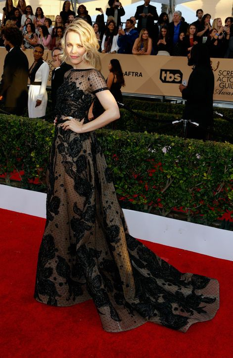 The 21 most beautiful dresses on the SAG Awards Red Carpet