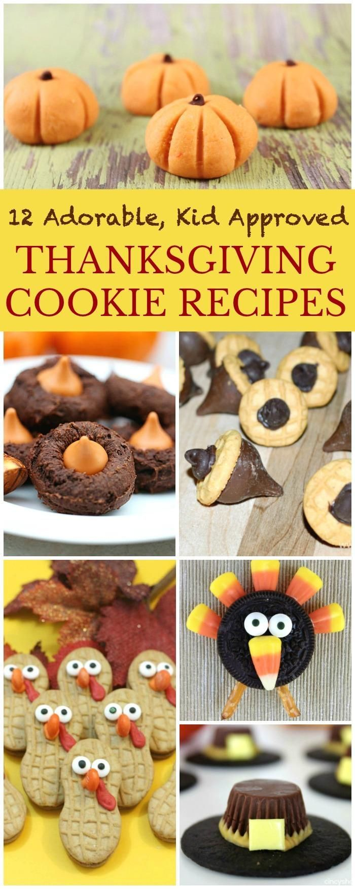 Thanksgiving Cookies Recipes are fun to make with your kids and grand kids! Make cookie recipes for Thanksgiving and deliver to Teachers, Firemen and more! #thanksgiving #recipes #holidays #thanksgivingrecipes
