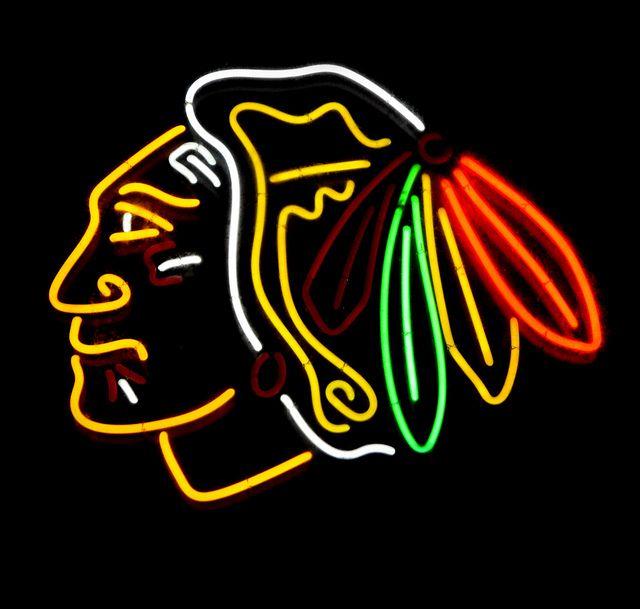32 Best Images About Chicago Blackhawks Logo On Pinterest