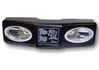 Ford Escape Accessory - White Night Ford Escape 1 1/4 Hitch Mounted Illumination System  for 2012 Ford Escape XLT