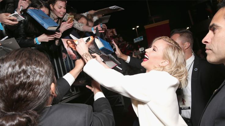 Proof That Jennifer Lawrence Is the Realest Girl in Hollywood: Jennifer Lawrence is, quite possibly, the most relatable star in Hollywood.