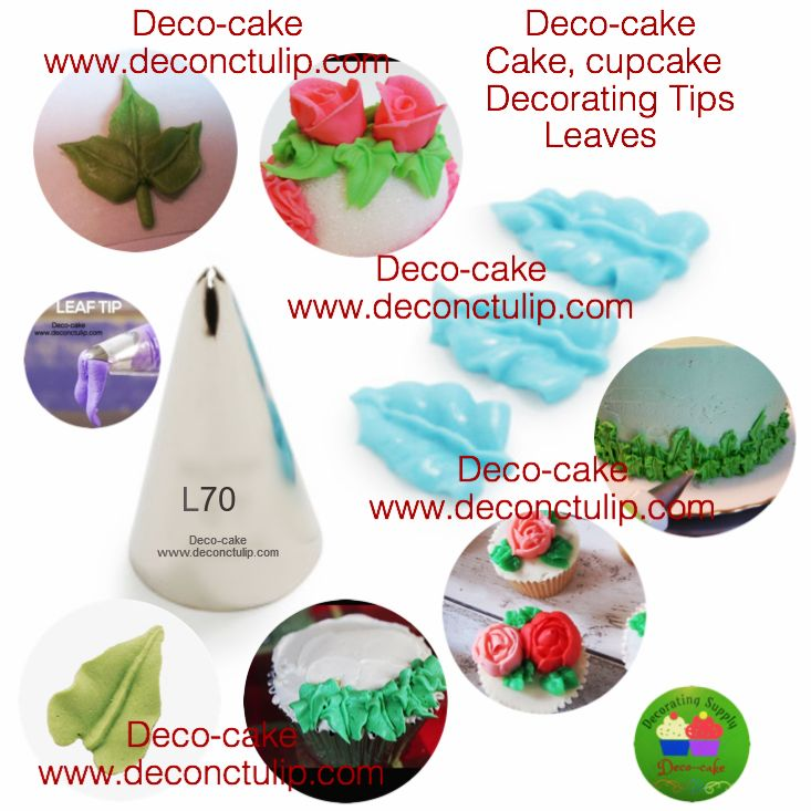 "Check it out!We are for those who consider the production of cakes and pastries real Art. ""ADCDeco-cake"" - sell unique decorative Nozzle. Russian Decorating Tips to create beautiful flowers of cream in one motion. We strive to ensure that you, it was interesting and convenient. To help you with pleasure to do unique confectionery and please share impressions about our products Our company is an author of exclusive tips http://www.deconctulip.com"