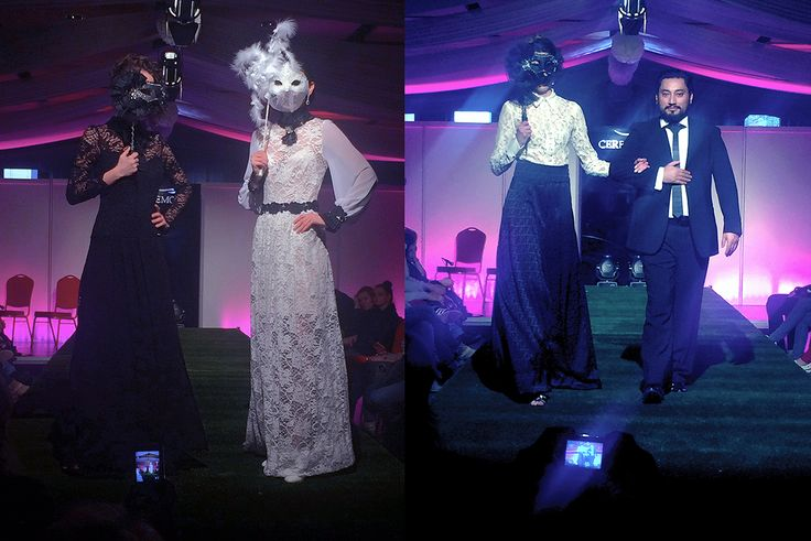 "My carnival masks in the ""Wedding Exhibition"". Organizer was company Ceremoni. Thank you Ceremoni."