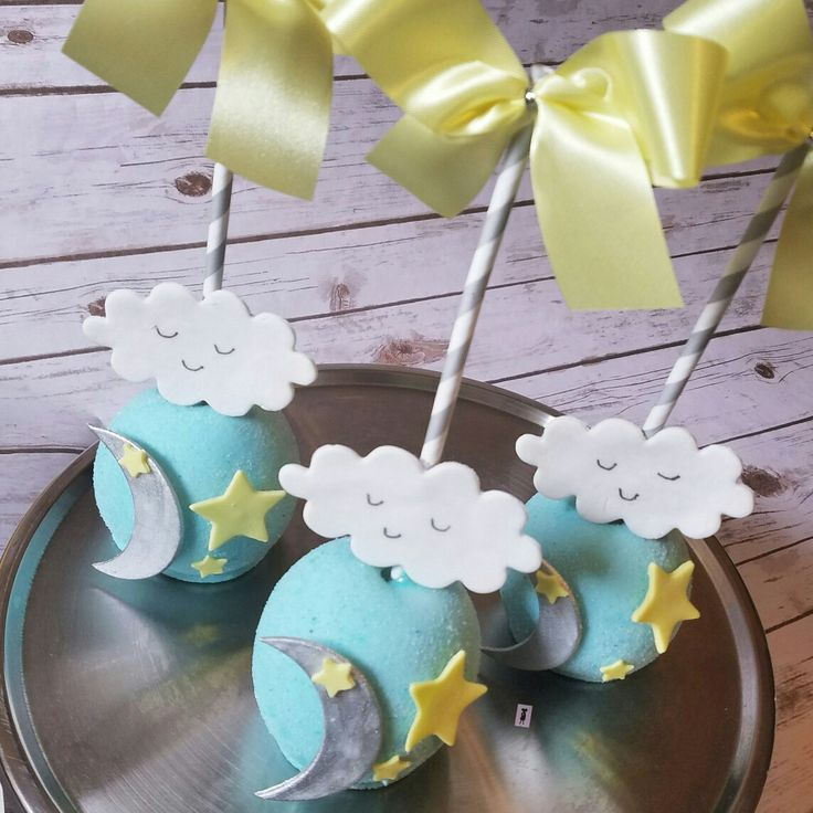 Twinkle Twinkle Little Star Candy Apples By Desiree's Delightful Treats LLC