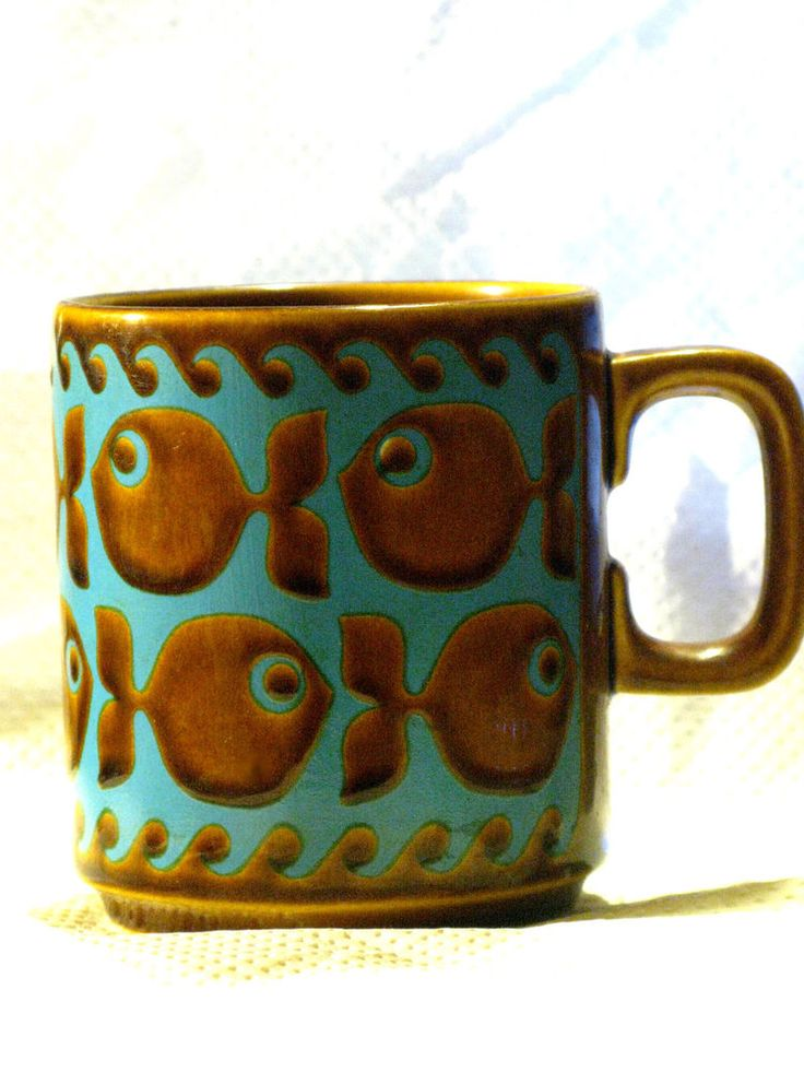 11 best Hornsea Pottery Imprest 1964 66 images on Pinterest Mid