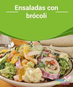 Ensaladas con brócoli Para que el brócoli no pierda sus vitaminas recuerda que no debe cambiar de color. Hiérvelo solo de 3 5 minutos para que no pierda sus nutrientes y quede al dente