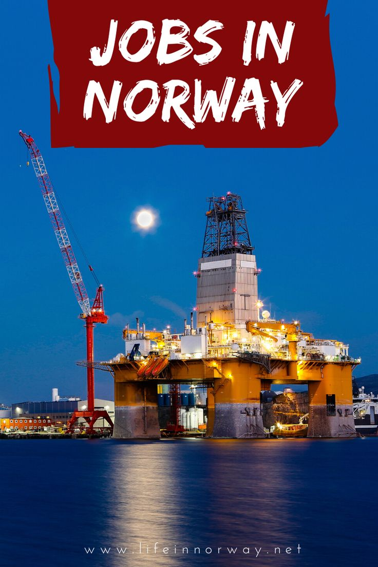 Finding jobs in Norway as an English speaker can be hard