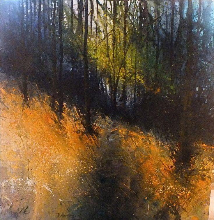 by Pete Gilbert | New Forest Artist