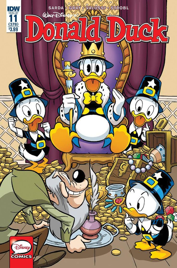 Donald Duck (2015) Issue #11