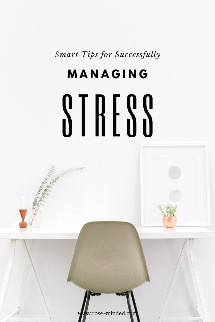Smart Tips for Successfully Managing Stress | Female Bloggers Free