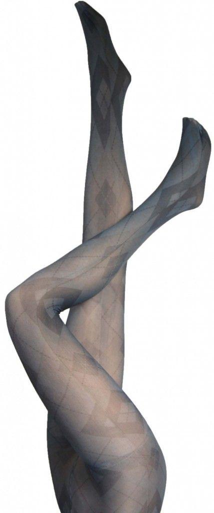 Dámské punčocháče Argyle Tartan / Legwear   obujsi.cz - dámská, pánská, dětská obuv a boty online, kabelky, módní doplňky