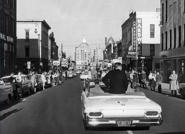 Classic Car Club Athens Ohio