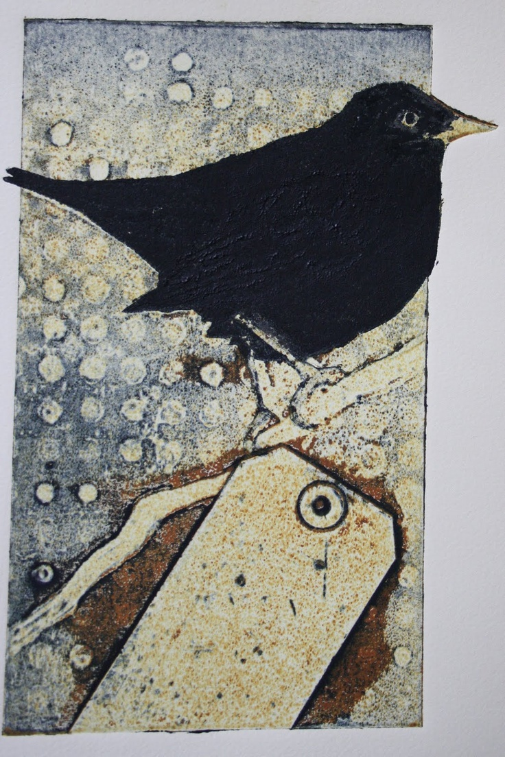 Blackbirds Crows Ravens:  #Blackbird, Sue Brown.